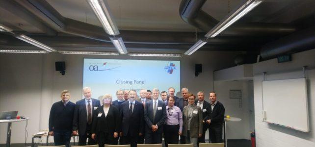16.12.2019 В Мюнхене прошло IV заседание Российско-Германского Совета по техническому регулированию и стандартизации для цифровой экономики Комитета РСПП и Восточного комитета германской экономики.